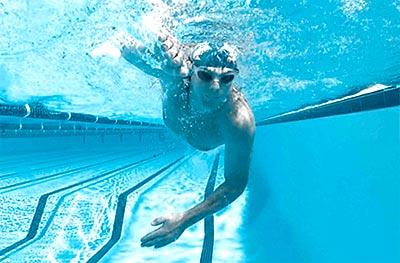 ошибки в стиле плавания свингиста