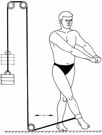Упражнение Дикуля № 30
