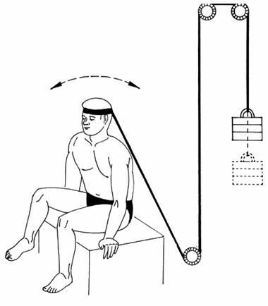 Упражнение Дикуля № 45 (47)