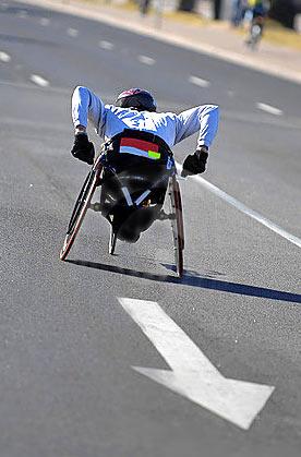 инвалид-спортсмен